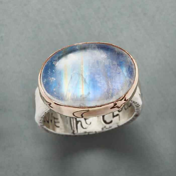 ABOVE THE CLOUDS RING