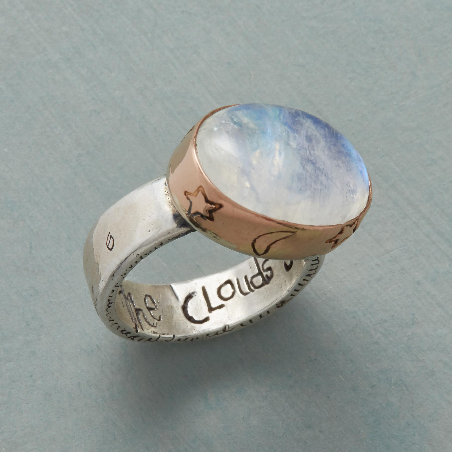 ABOVE THE CLOUDS RING: View 3