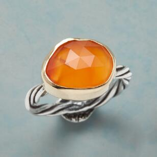 SUN WORSHIPPER RING