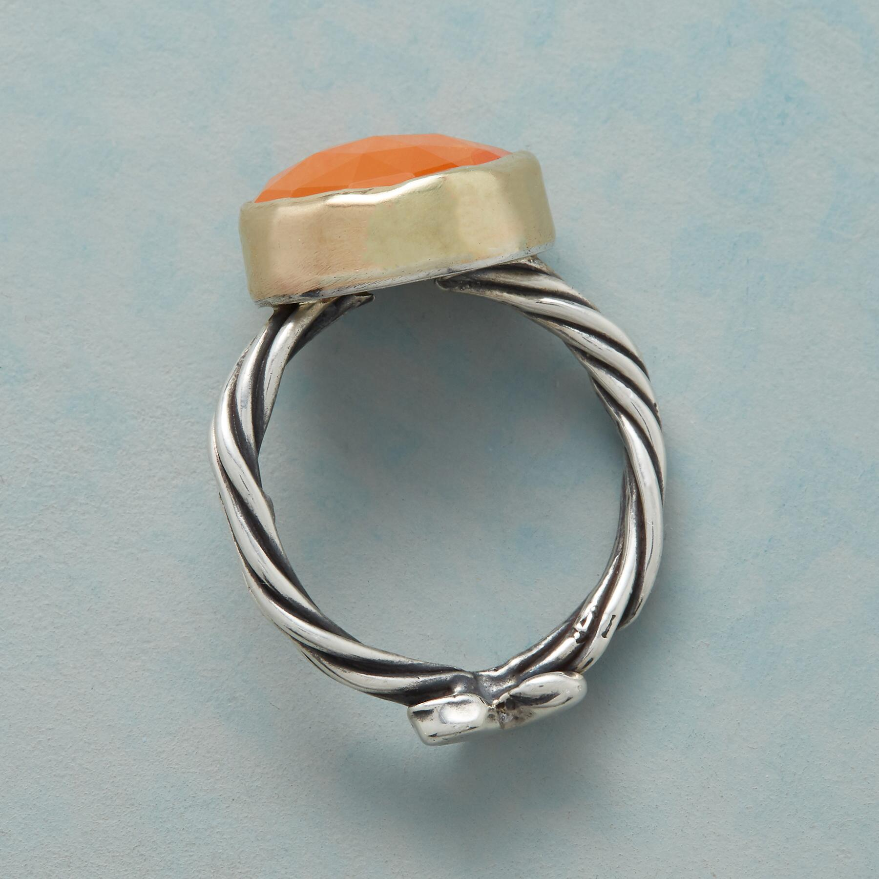 SUN WORSHIPER RING: View 2