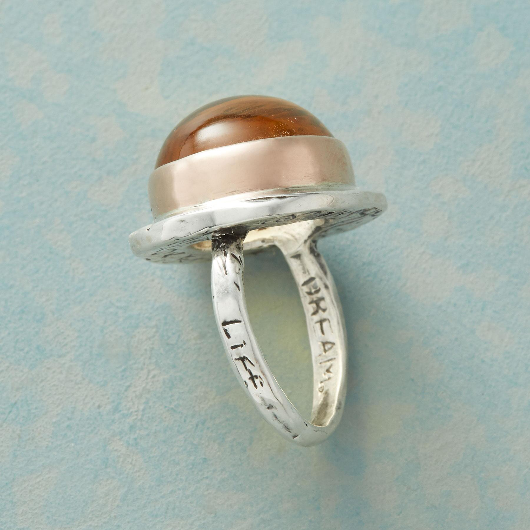 SOL OF LIFE RING: View 2