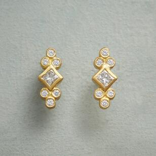 ROYAL DIAMOND EARRINGS
