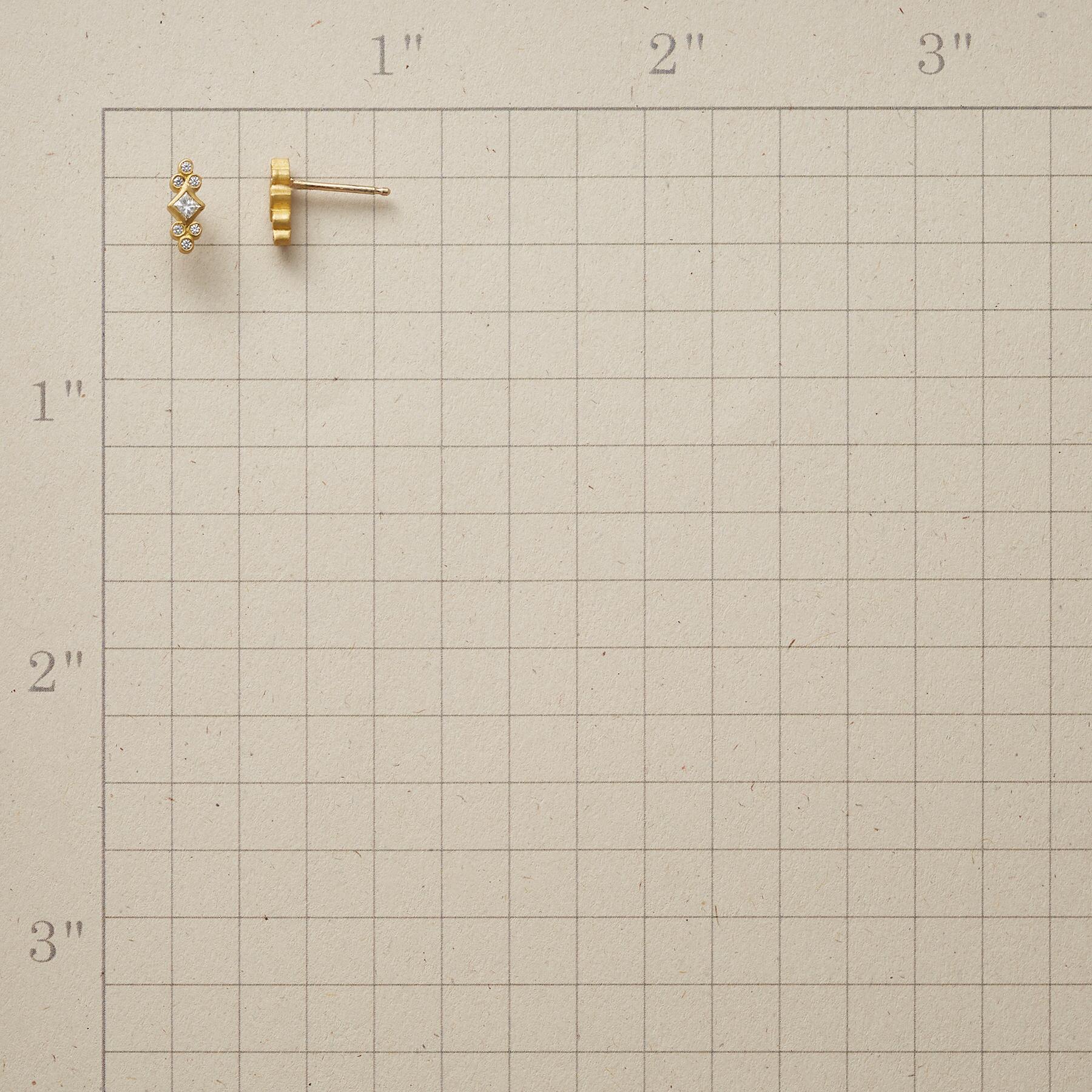ROYAL DIAMOND EARRINGS: View 2