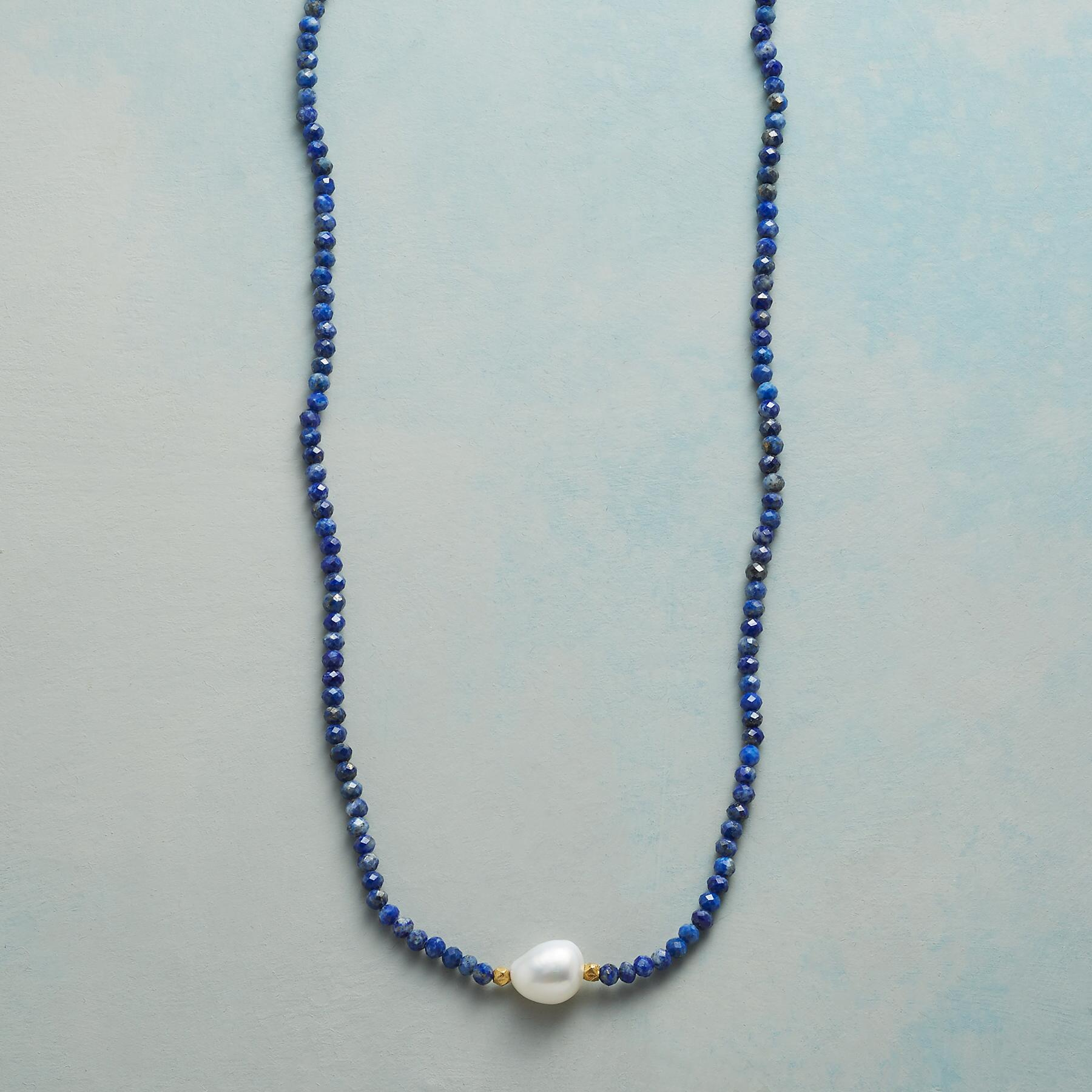 PEARL LAGOON NECKLACE: View 1