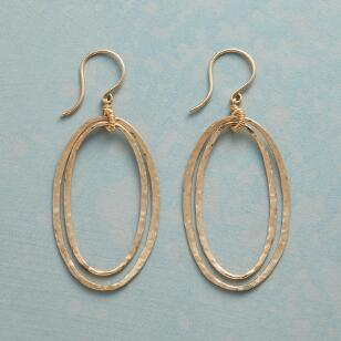 OVAL GRACES EARRINGS
