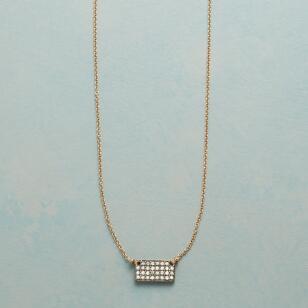 DIAMOND POCKETBOOK NECKLACE