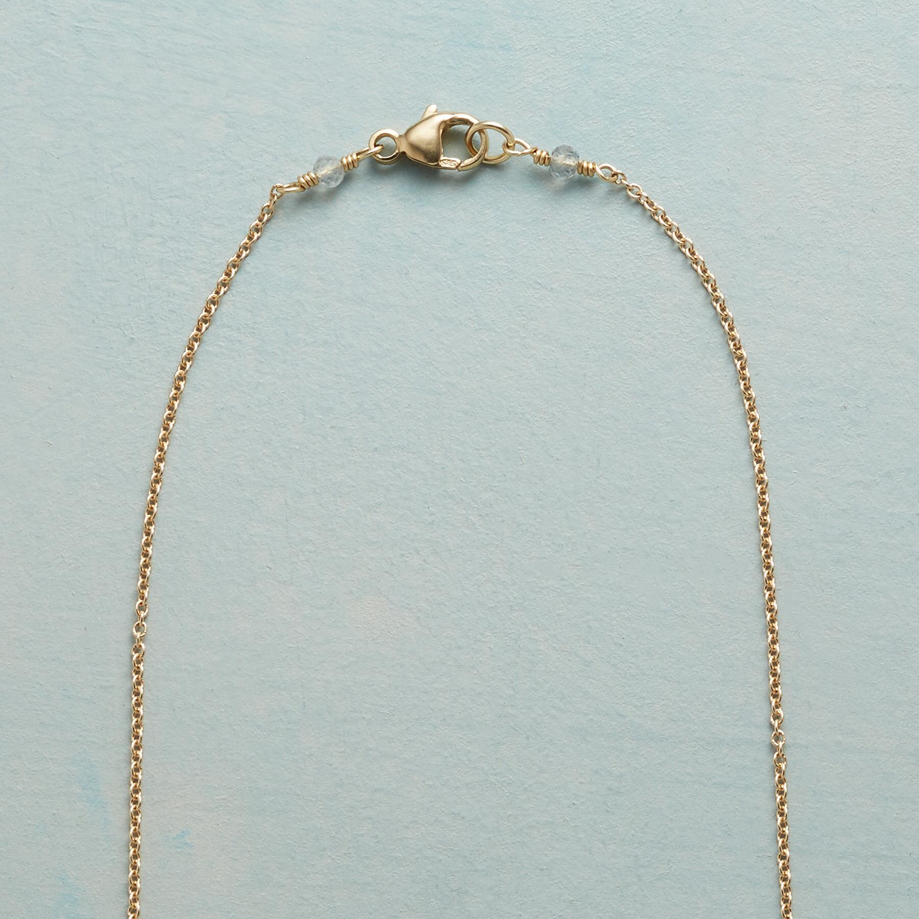 DIAMOND POCKETBOOK NECKLACE: View 3