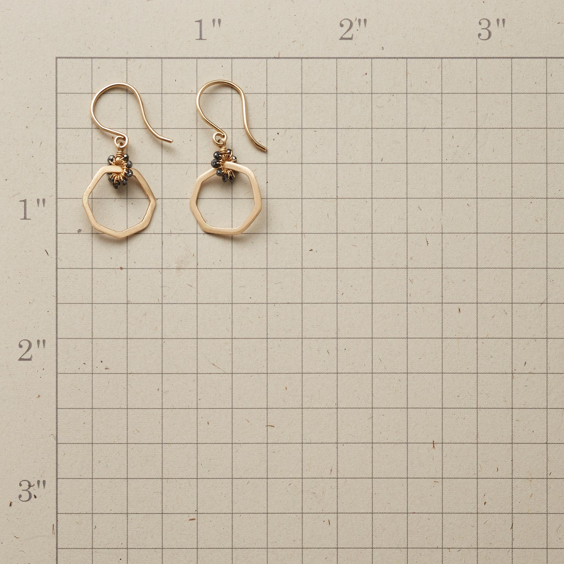 CAPTIVATION EARRINGS: View 2