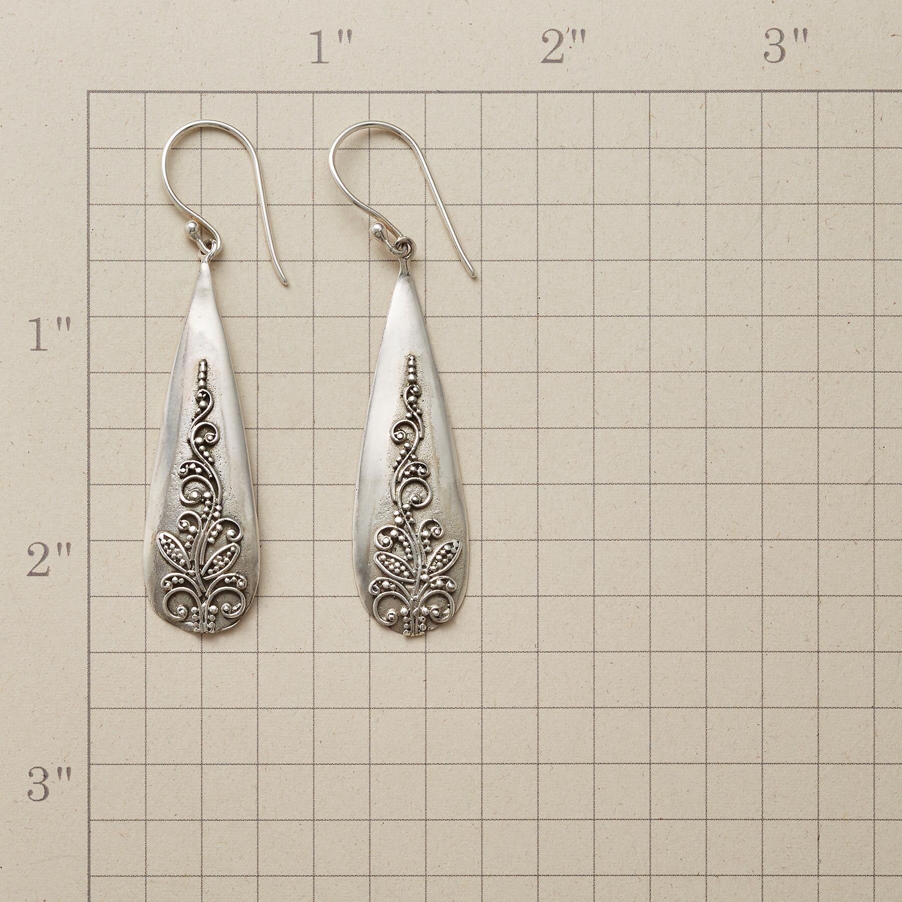GARDEN SNIPPET EARRINGS: View 2