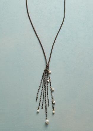 PEARL JUNCTION NECKLACE