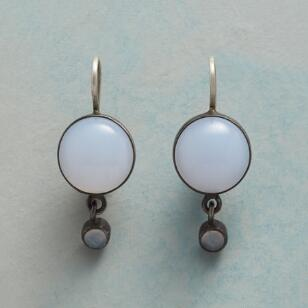 BIG MOON LITTLE MOON EARRINGS