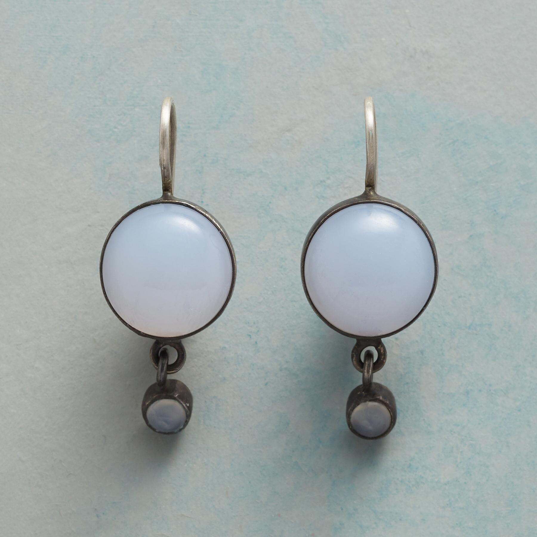 BIG MOON LITTLE MOON EARRINGS: View 1