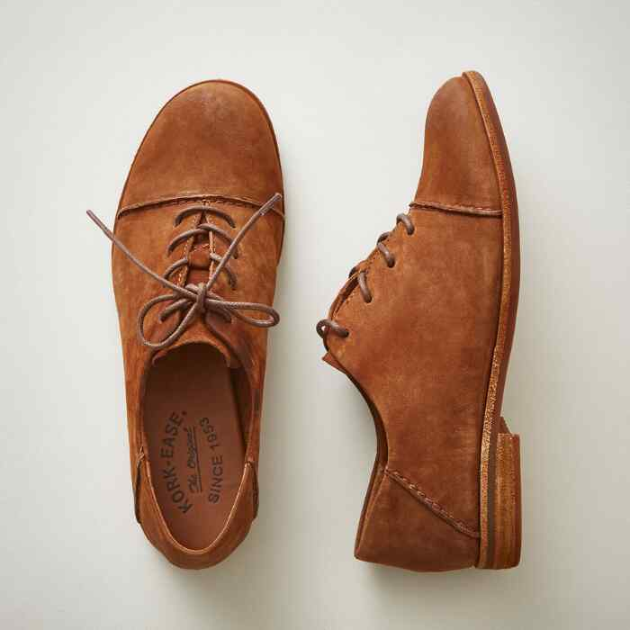 TILLERY LACED SHOES