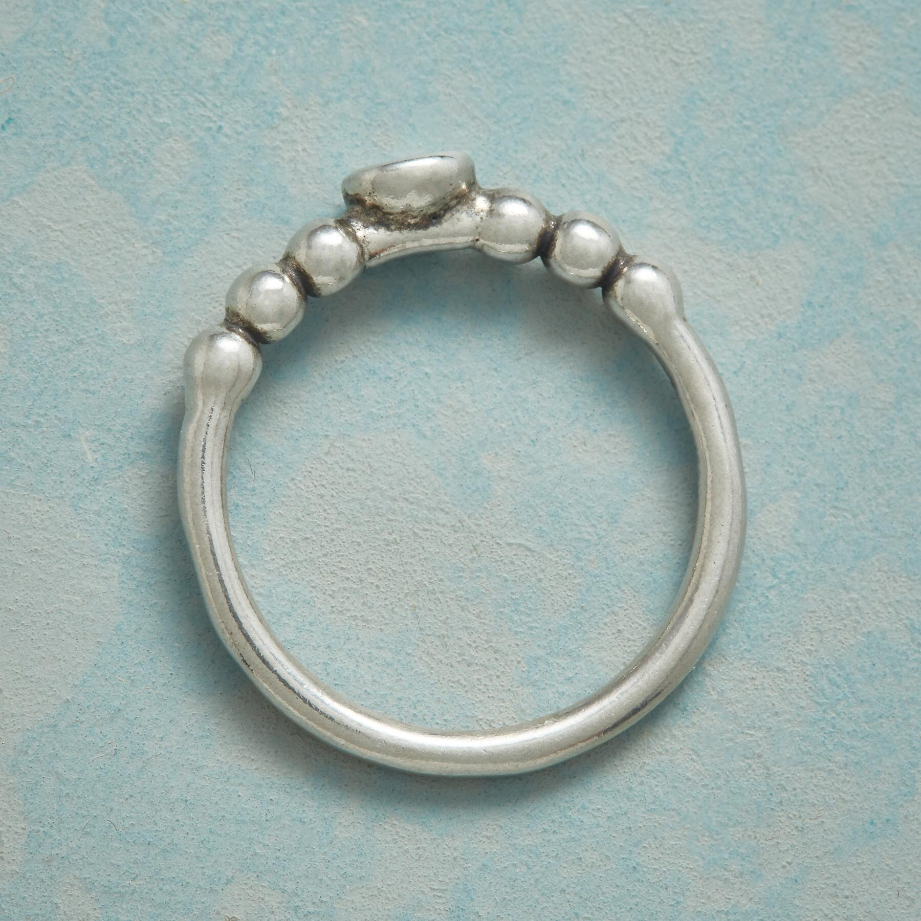 EVENING SKY RING: View 2