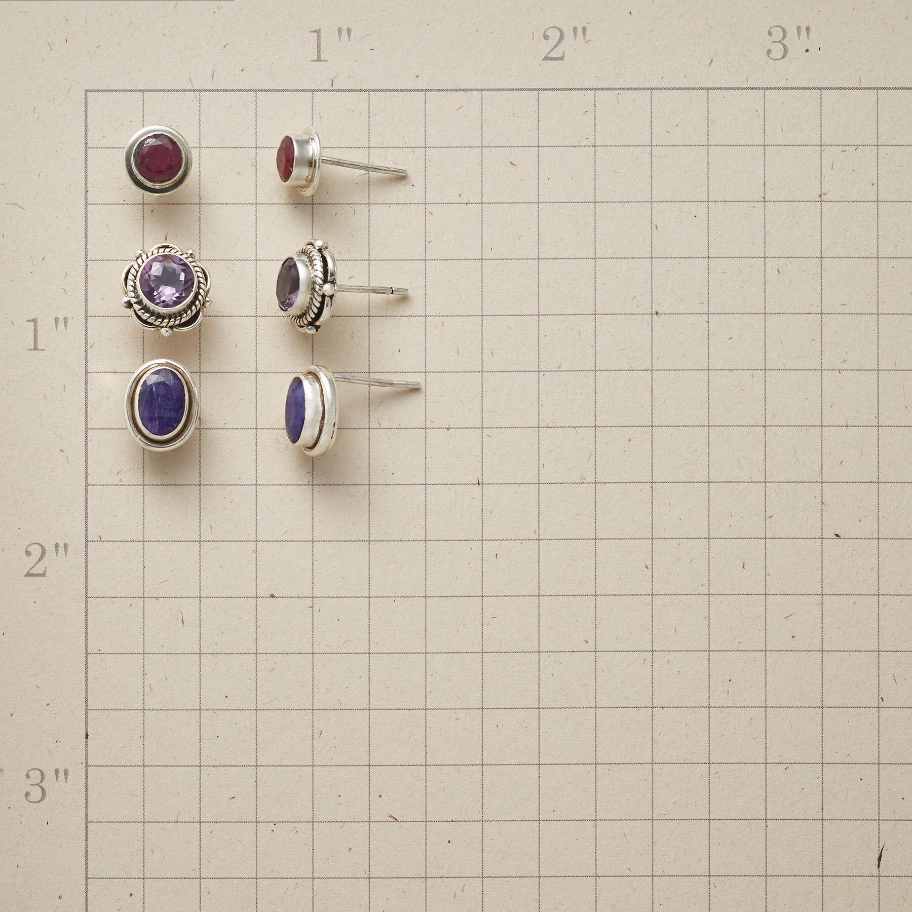 PROGRESSIONS EARRING TRIO: View 2