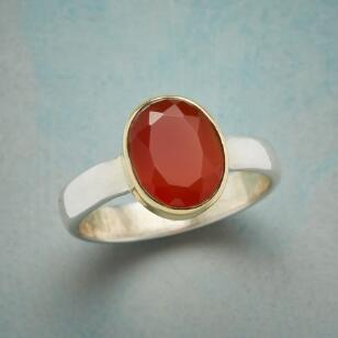 WARM THE HEART RING