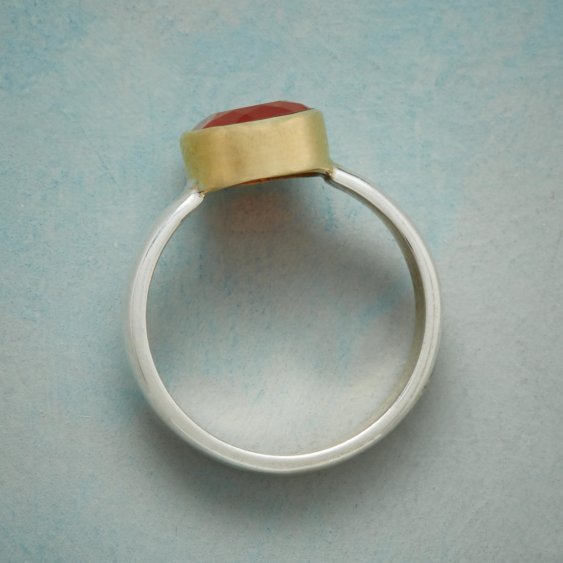 WARM THE HEART RING: View 2
