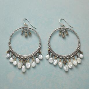 PEARL CHIME EARRINGS