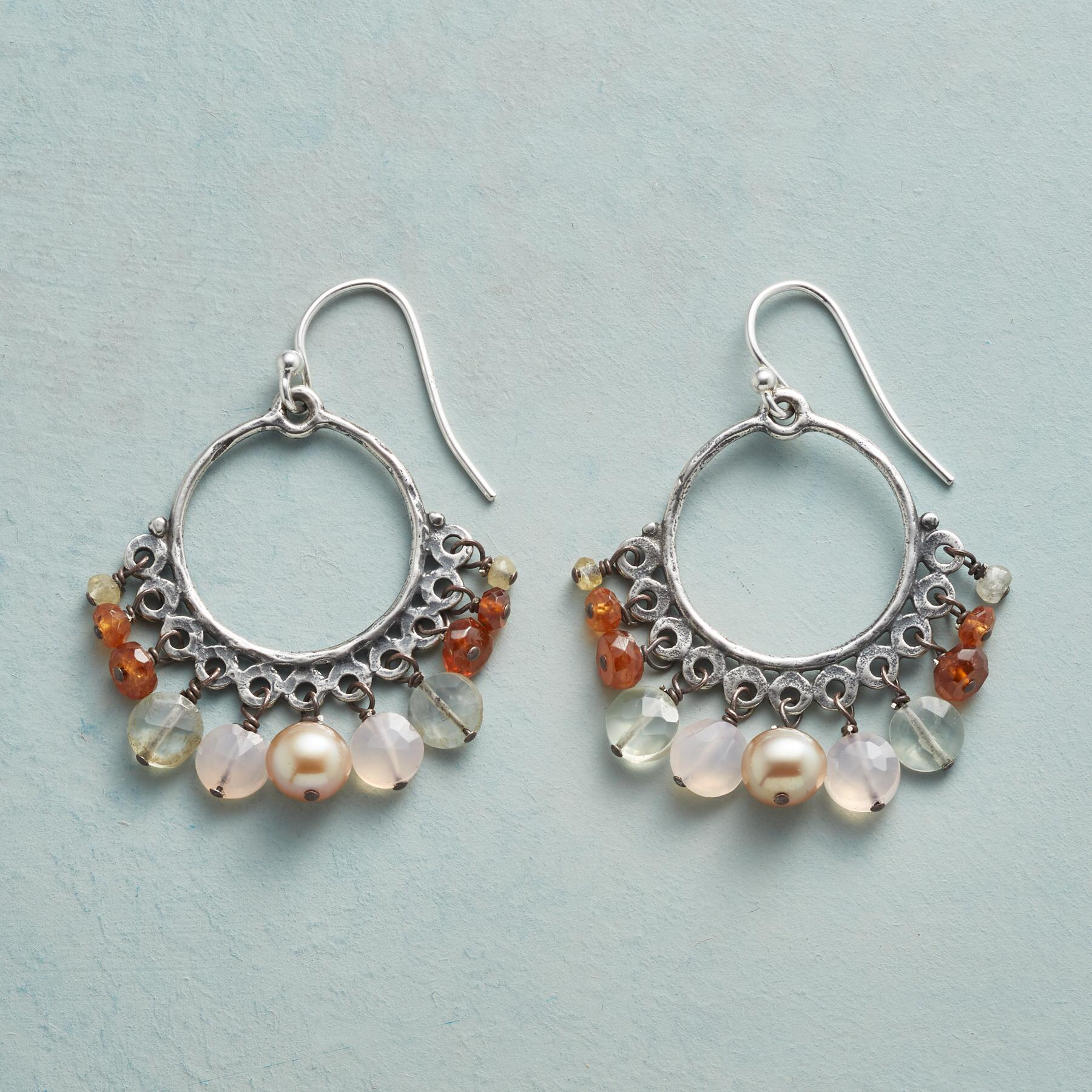 MOMENTS OF GRACE EARRINGS: View 1