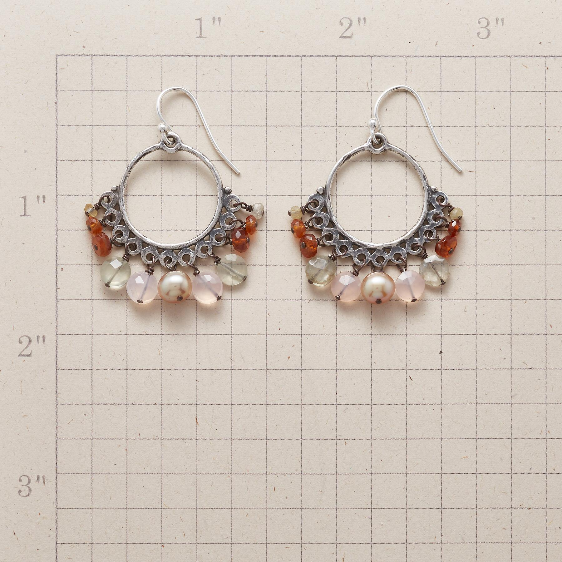 MOMENTS OF GRACE EARRINGS: View 2