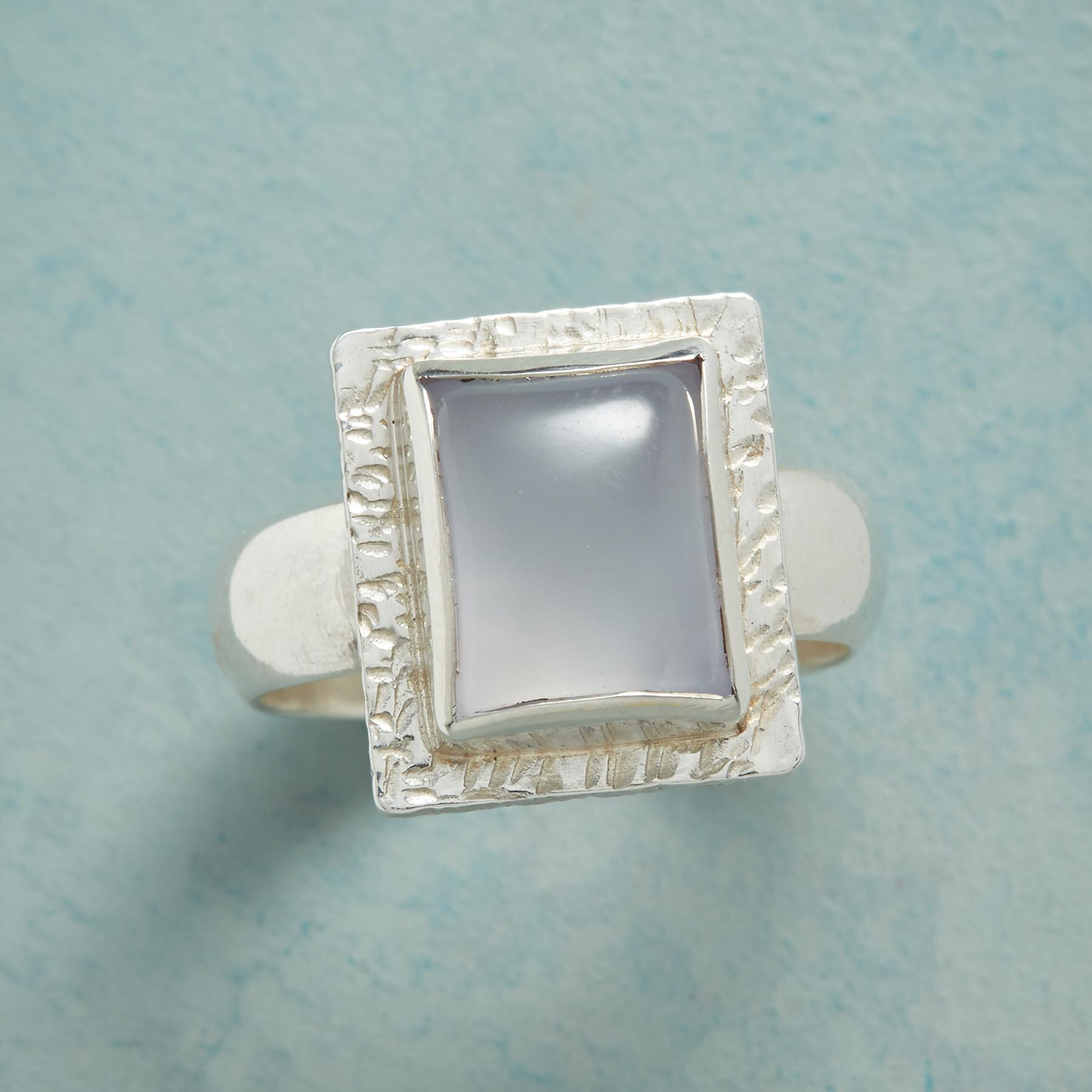 SERENITY SQUARE RING: View 1