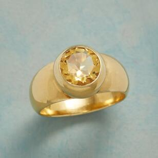 WALKING ON SUNSHINE RING