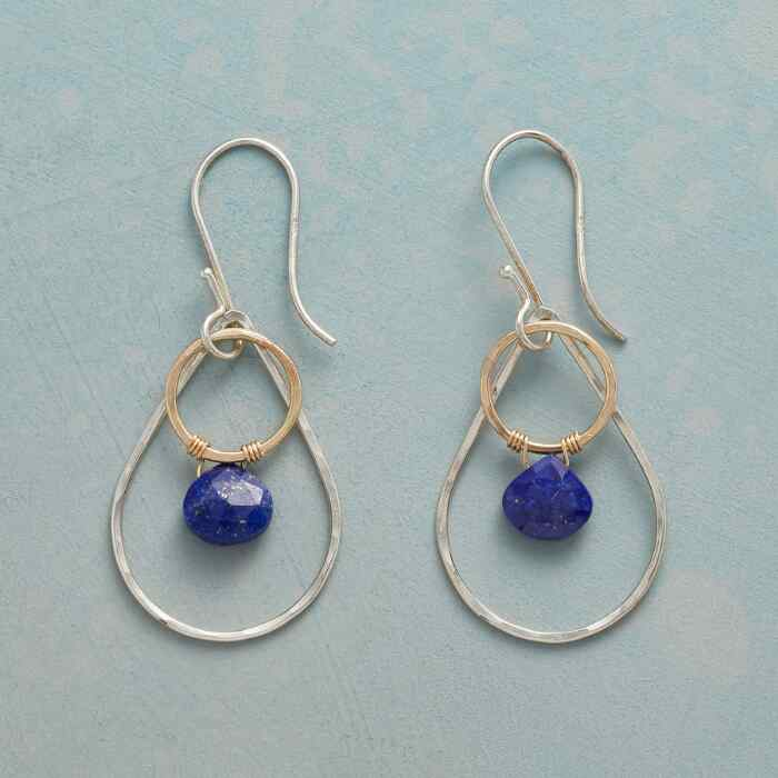 MELTING POINT EARRINGS