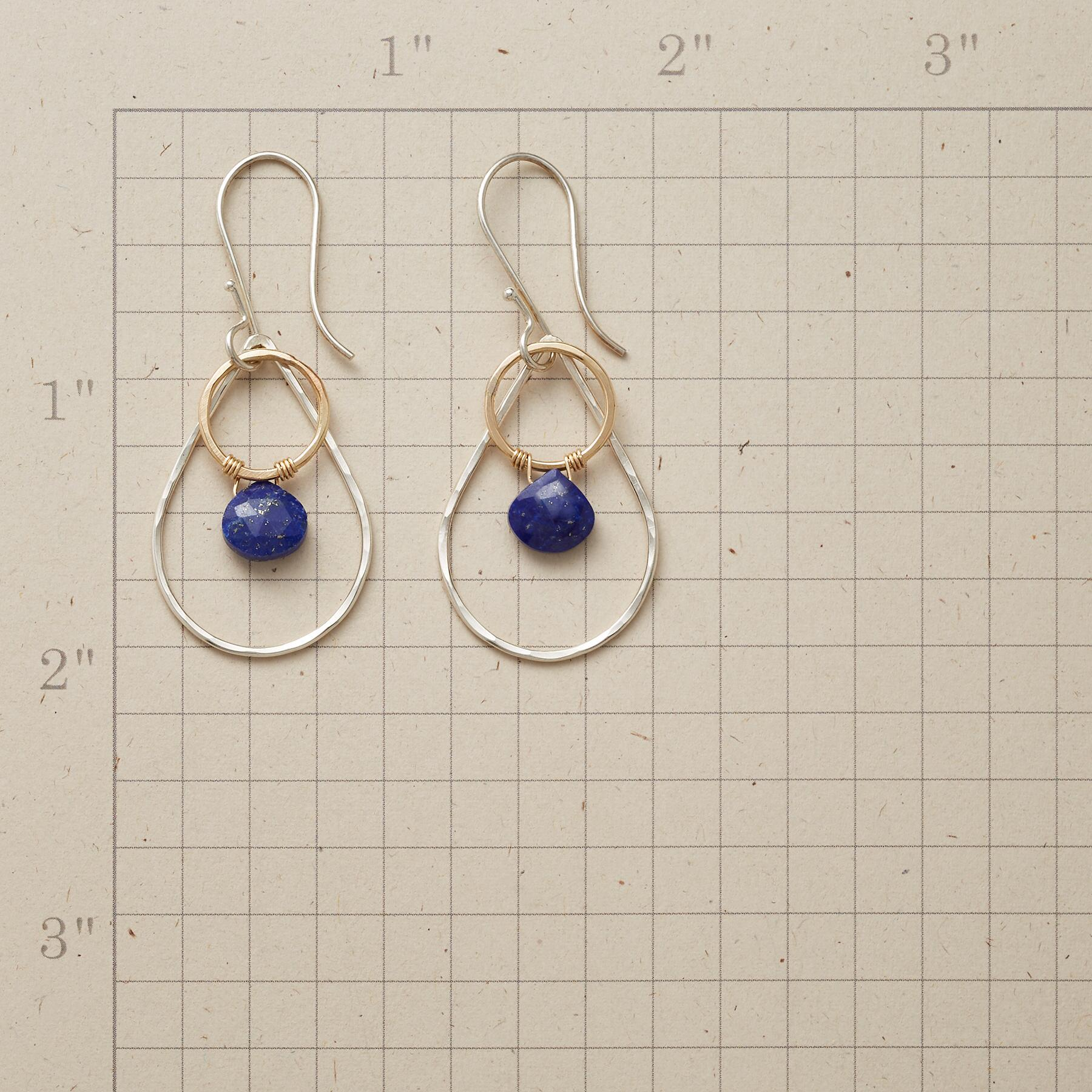 MELTING POINT EARRINGS: View 2