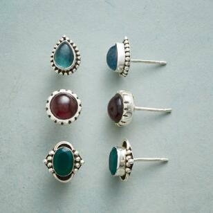 SIMPLICITY PLUS EARRING TRIO