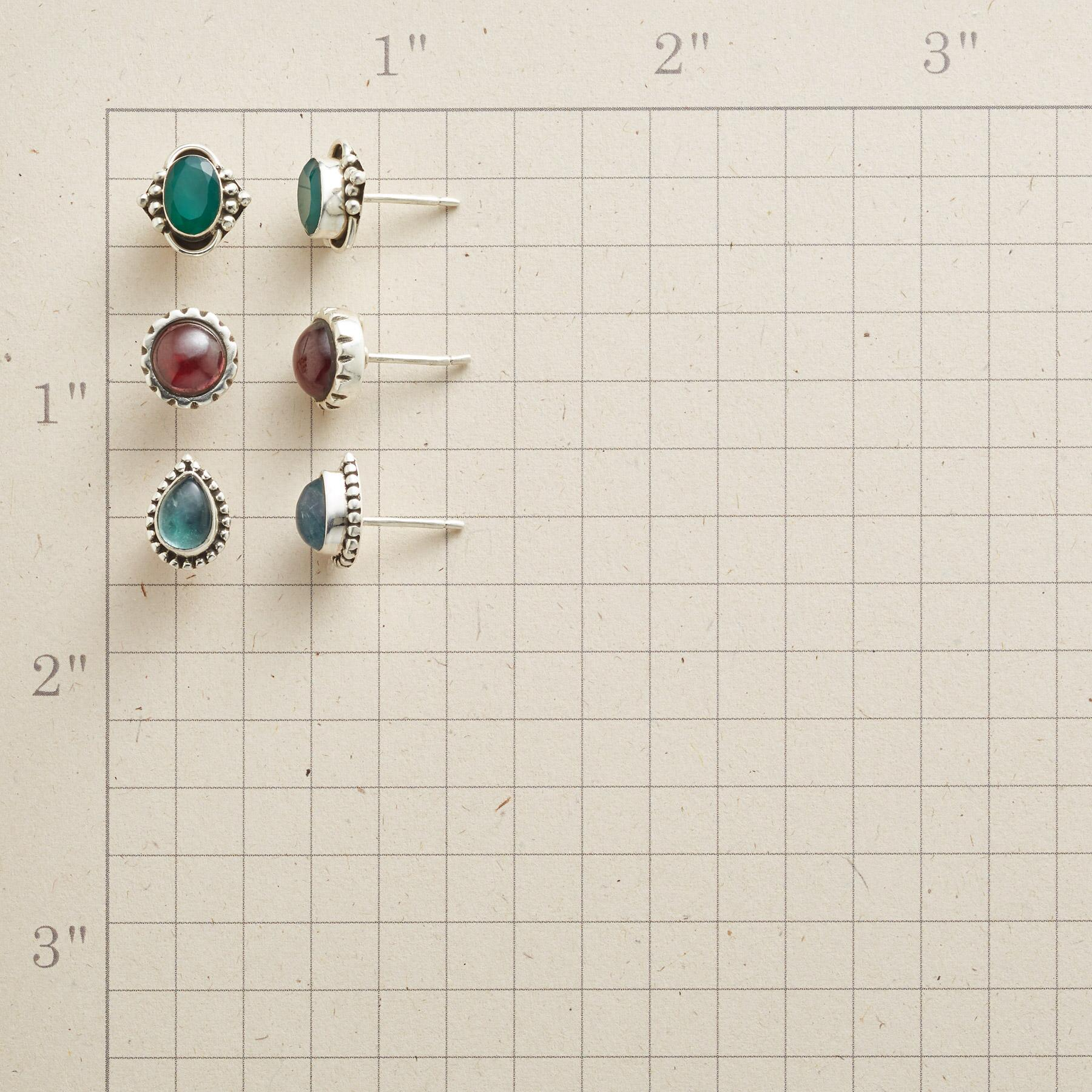 SIMPLICITY PLUS EARRING TRIO: View 2