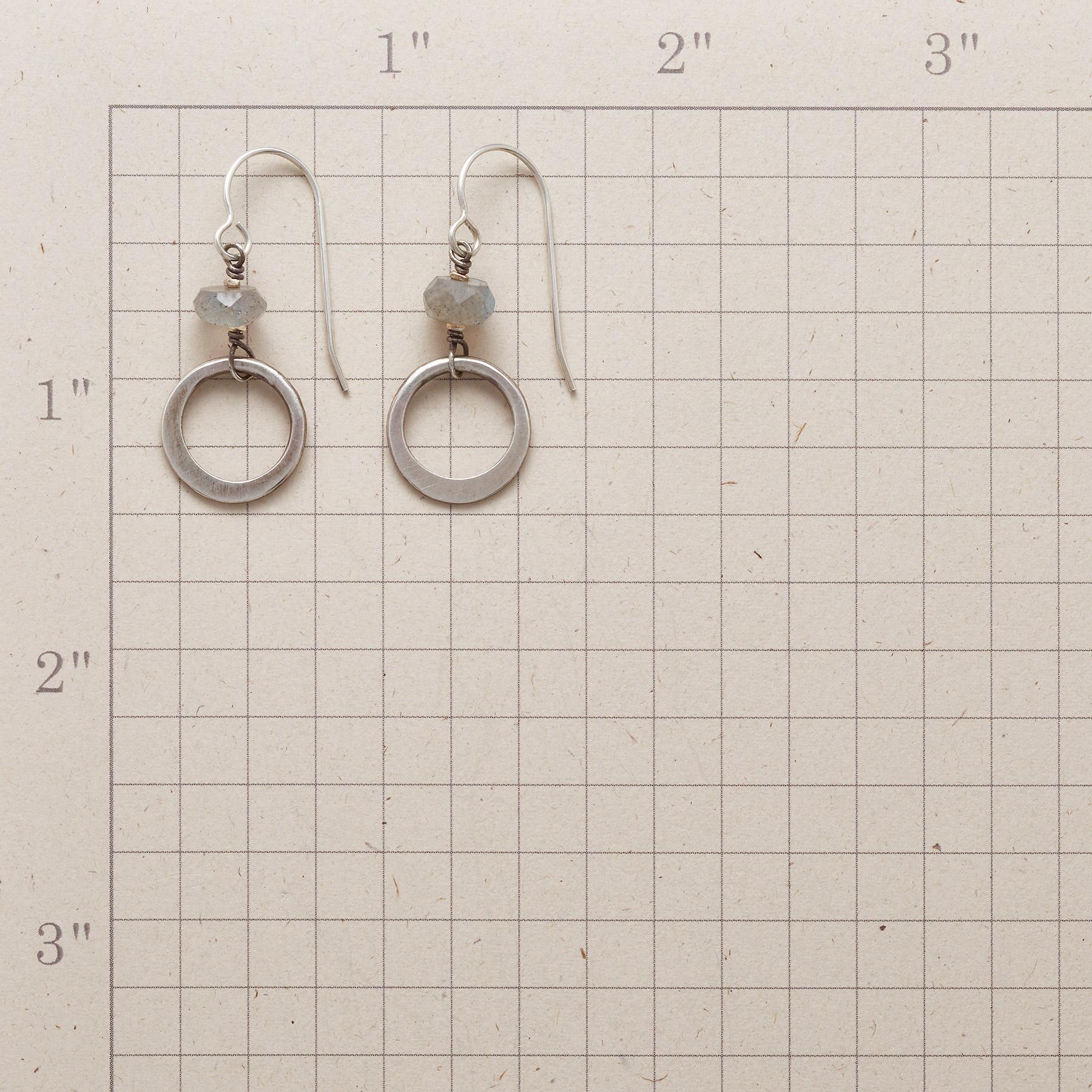 WHEELS OF WONDER EARRINGS: View 2