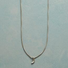 STARLIT MOON NECKLACE