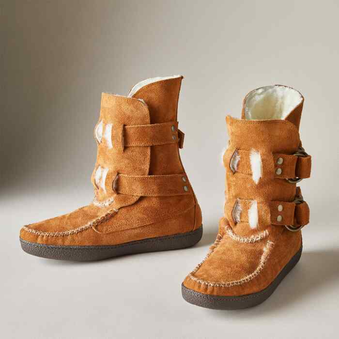 TWINSTRAP BOOTS