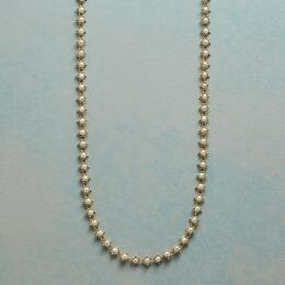 WEAVER'S PEARL NECKLACE
