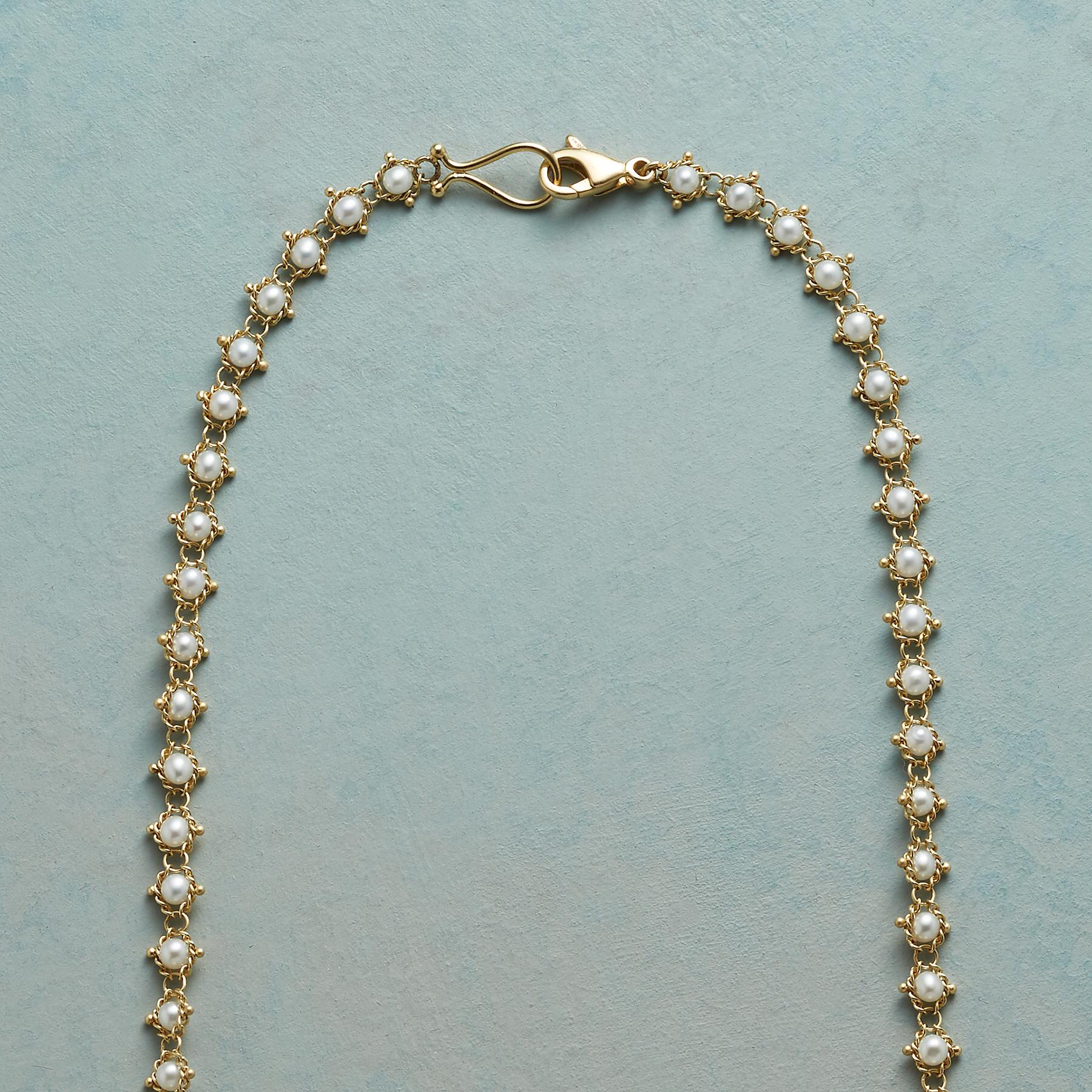 WEAVER'S PEARL NECKLACE: View 3