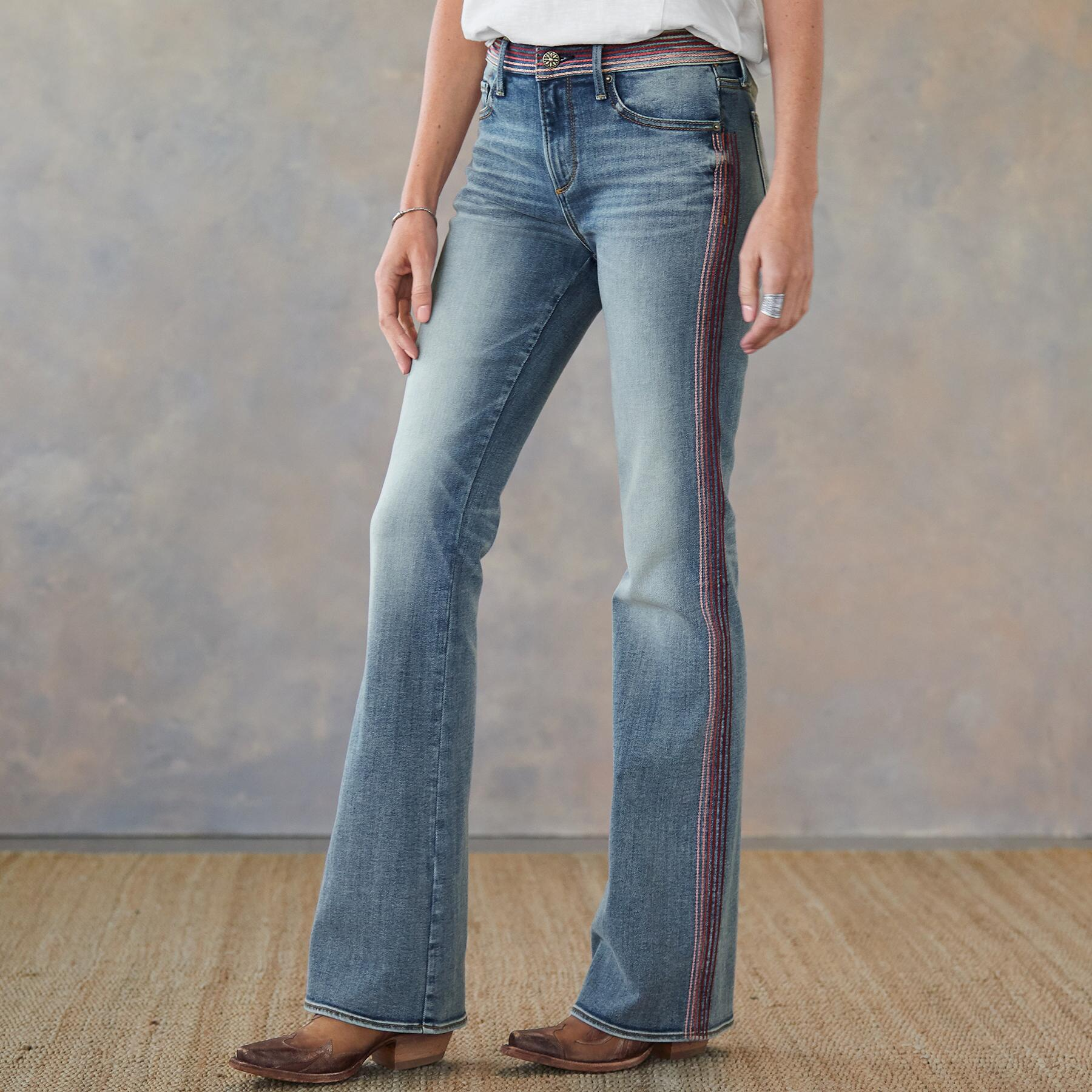 ISABEL AMPED JEANS: View 1