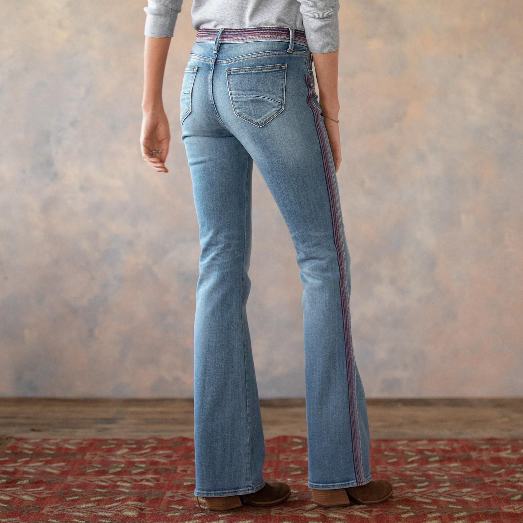 ISABEL AMPED JEANS: View 2