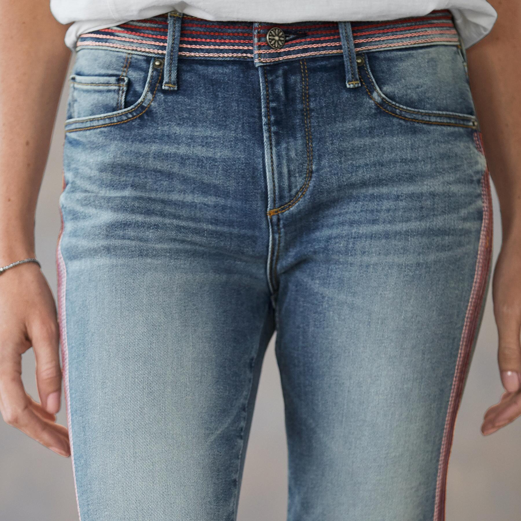 ISABEL AMPED JEANS: View 4