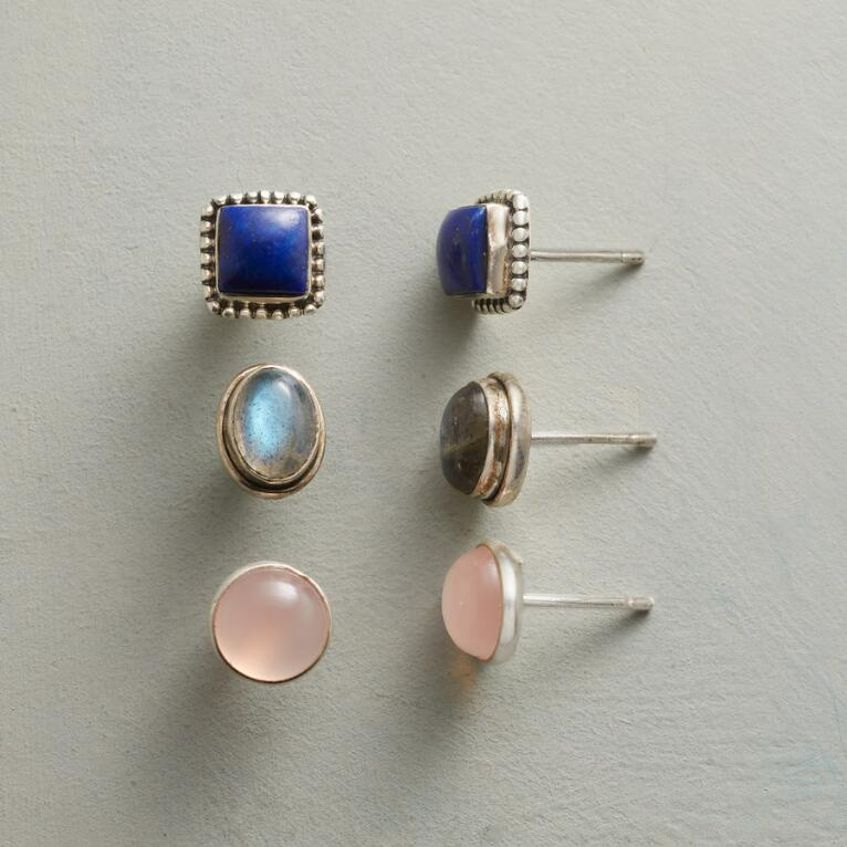 SUMMIT SUNSET EARRING TRIO