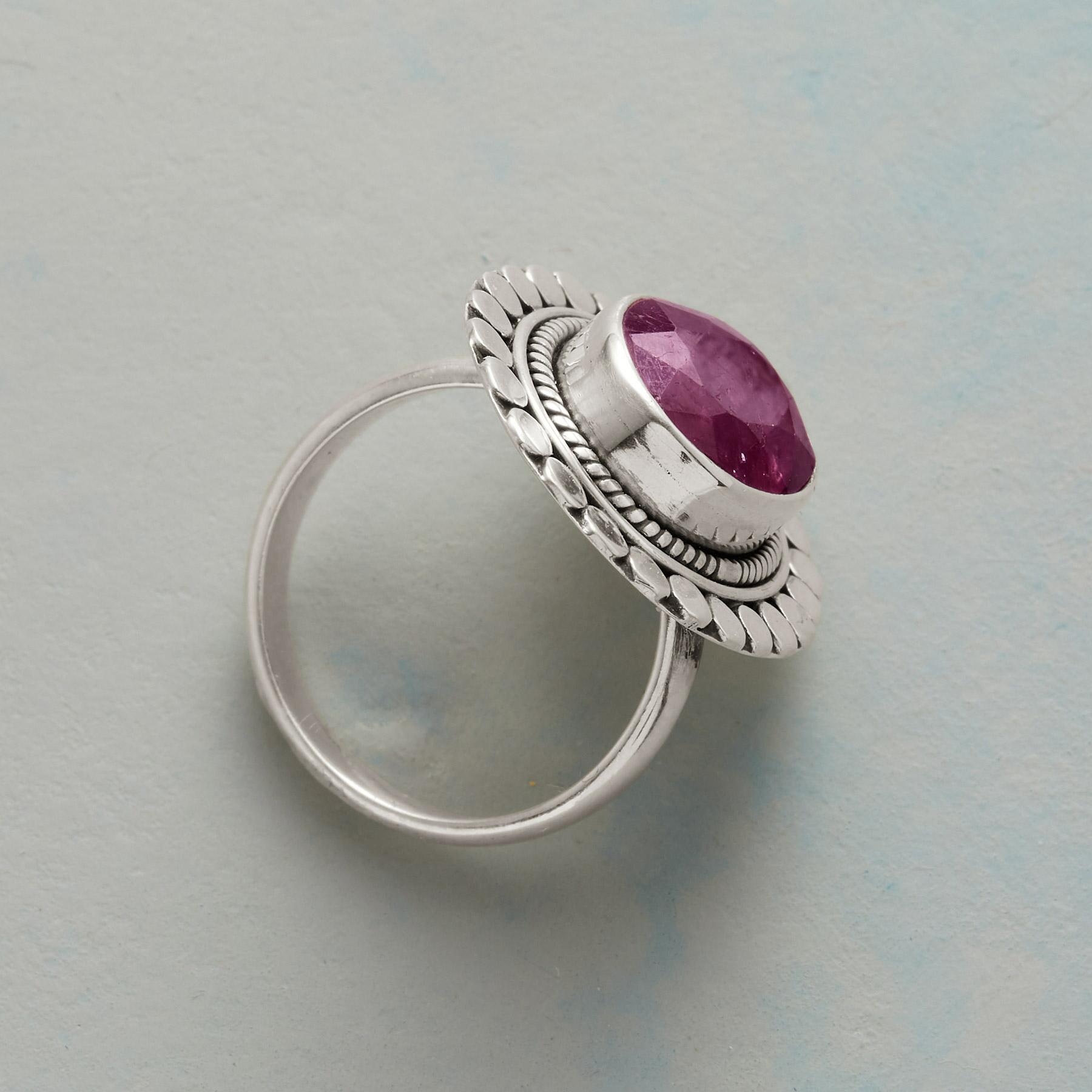 GALLERIA RUBY RING: View 2
