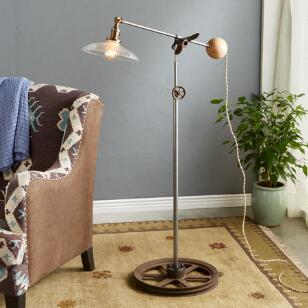 TIE CREEK FLOOR LAMP