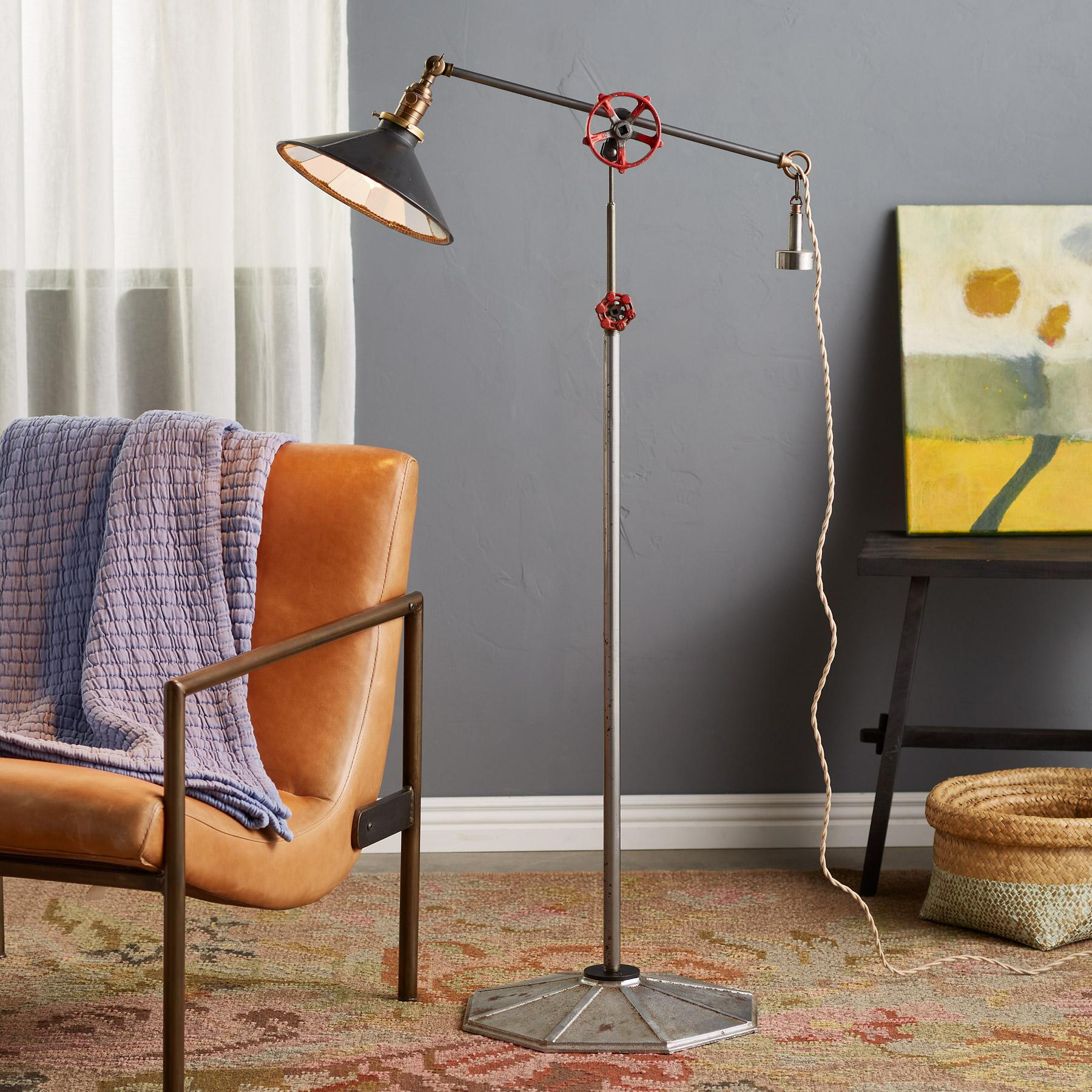 MADISON FLOOR LAMP: View 1