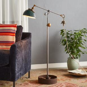 FARO CREEK FLOOR LAMP