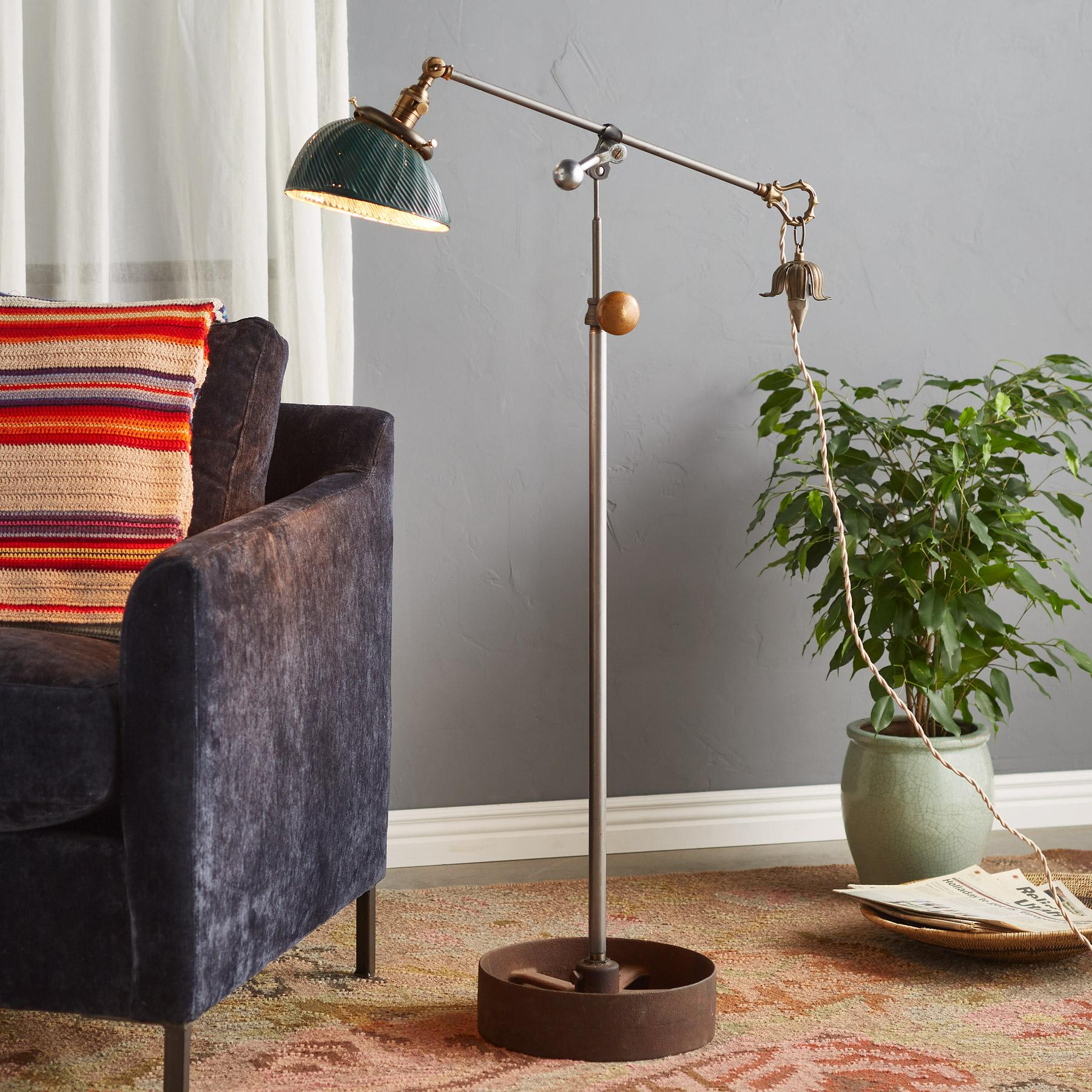 FARO CREEK FLOOR LAMP: View 1