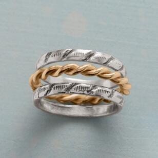 Handmade Women's Rings | Robert Redford's Sundance Catalog