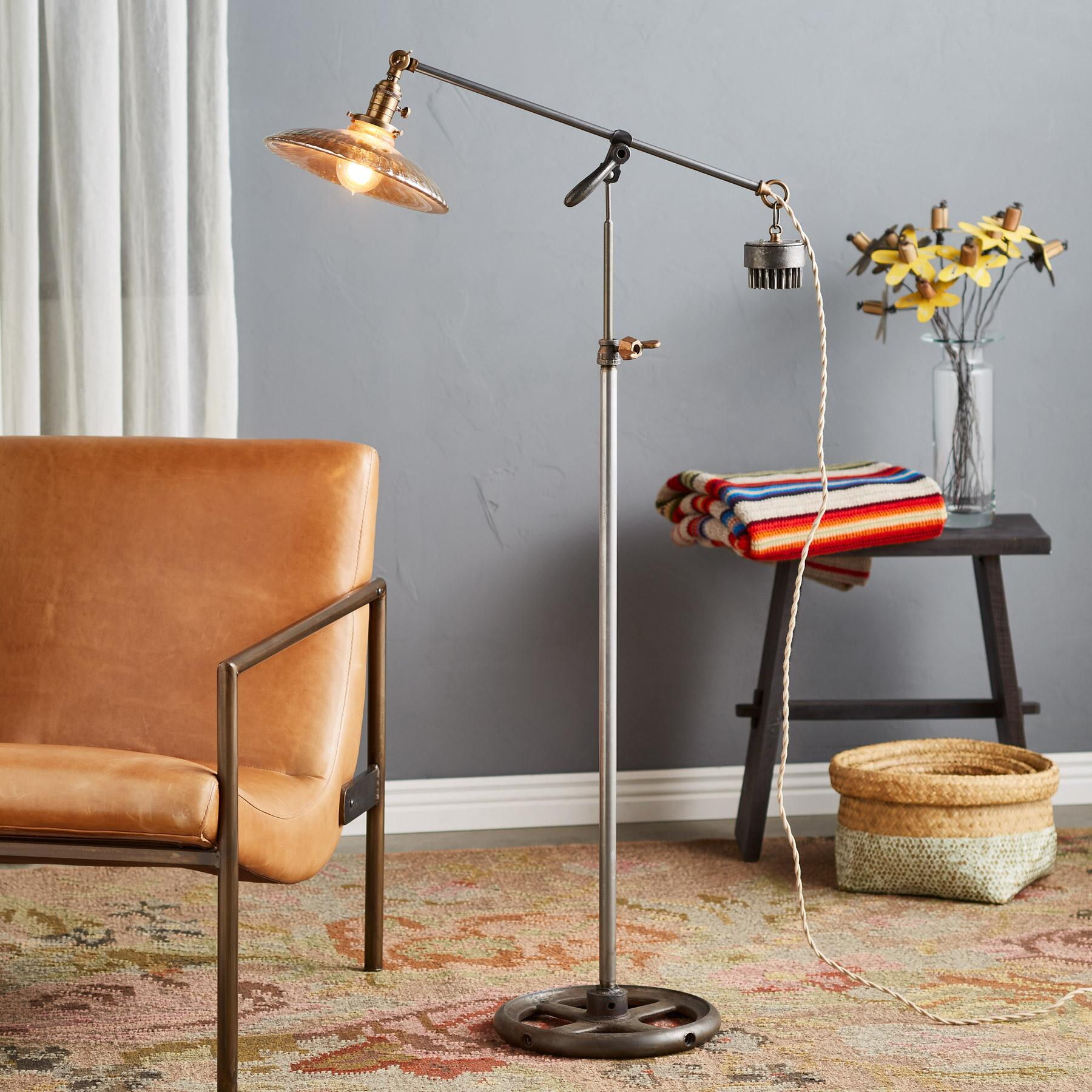 EASTER CREEK FLOOR LAMP: View 1