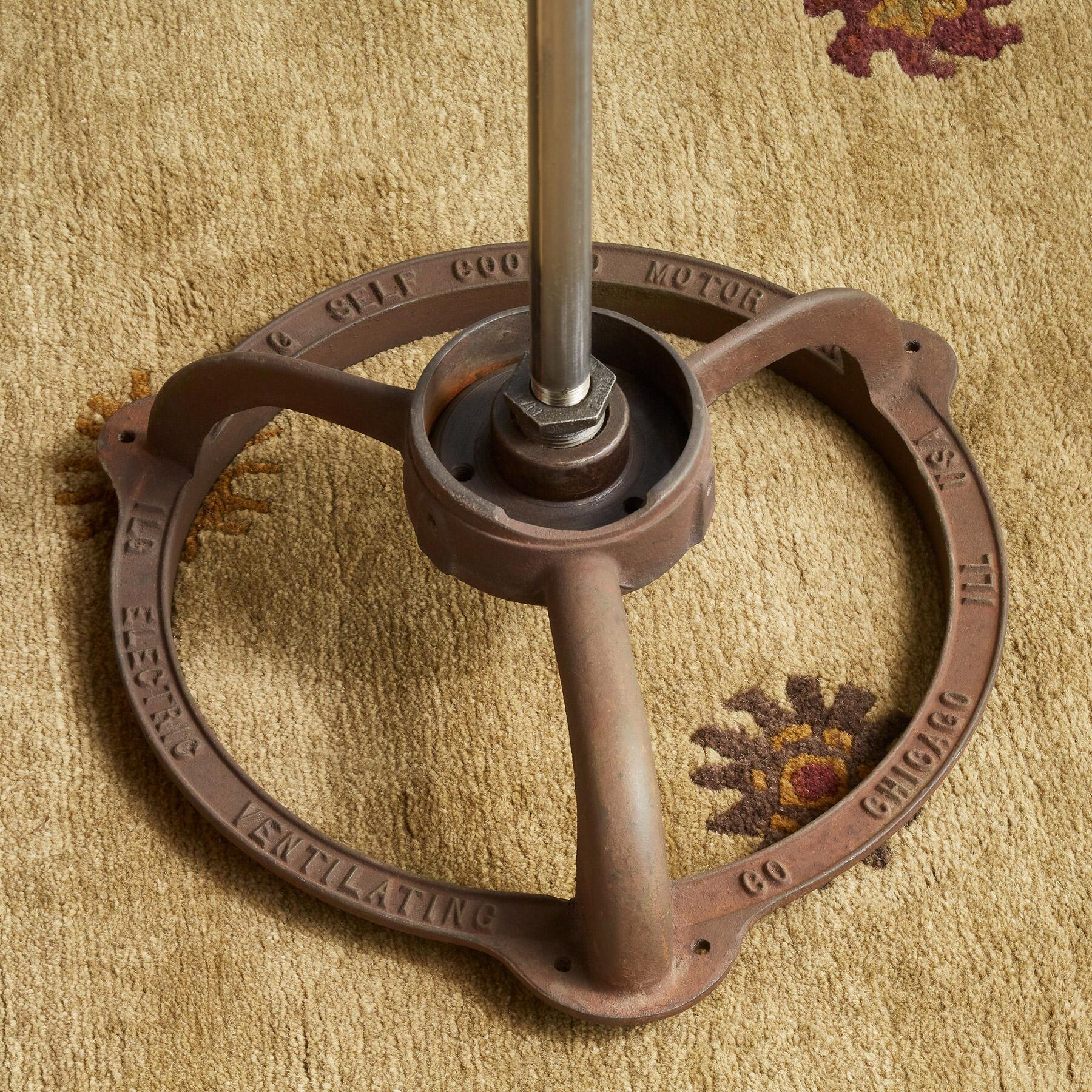 WOODY CREEK FLOOR LAMP: View 4