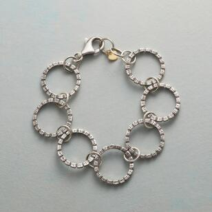 RINGS OF PROSPERITY BRACELET