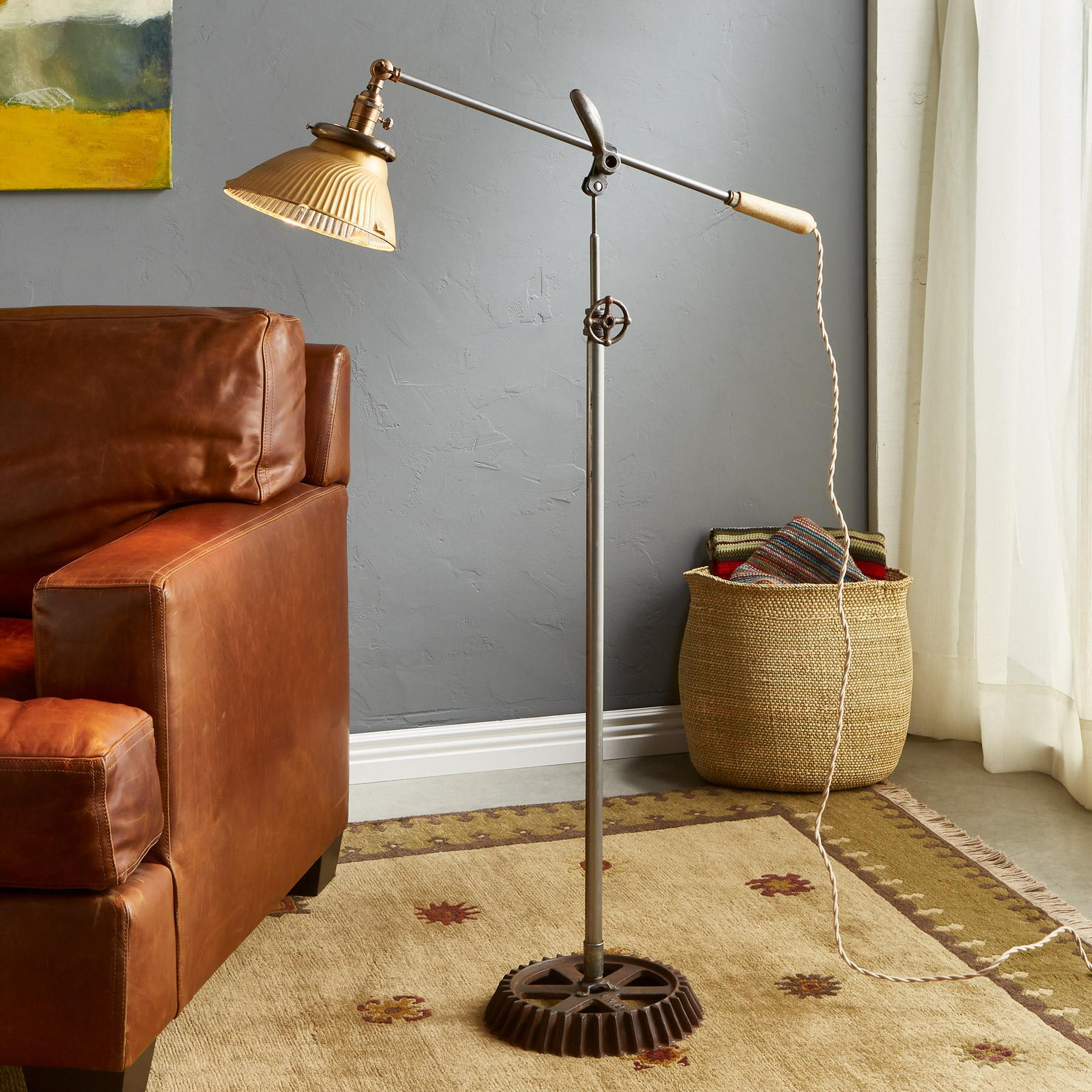 MULHERIN CREEK FLOOR LAMP: View 1