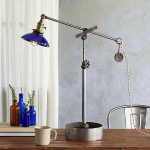 MILK RIVER TABLE LAMP